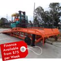 Picture of Truck Ramp 8 Tonne