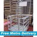 Picture of Safety Cage Zinc Flat Packed Free Metro Delivery